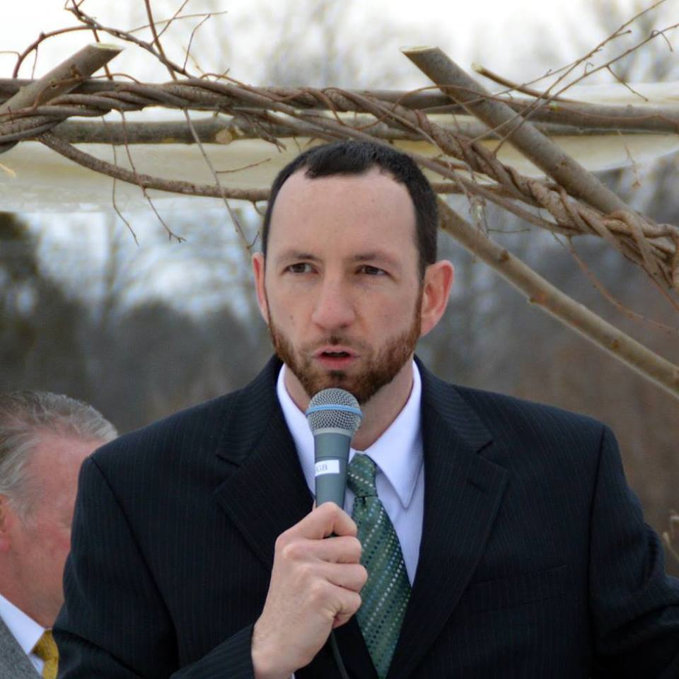 Pastor Scott D. Etman